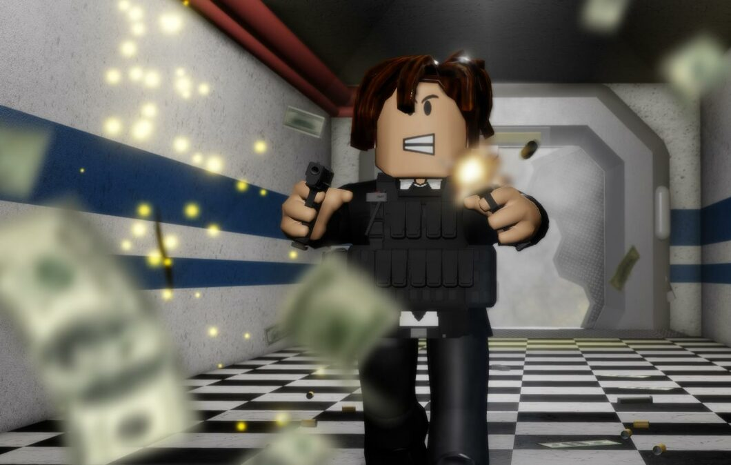 Making games out of Roblox