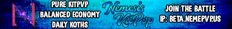 Nemesis KitPvp
