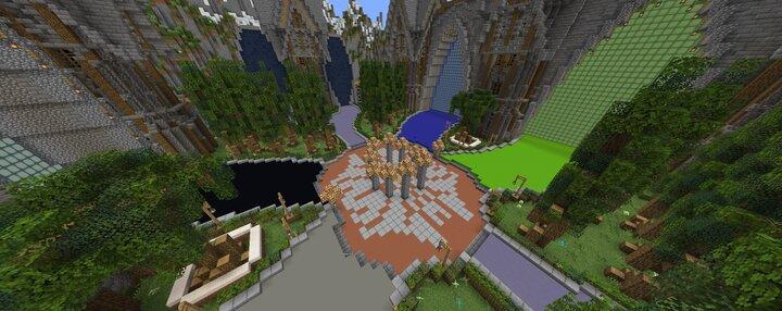 The Tyrolean Minecraft server